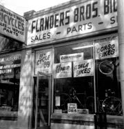 Original Flander Bros. Shop